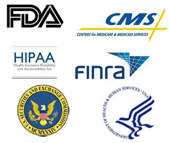 US Government Regulatory Agencies for Highly Regulated Industries